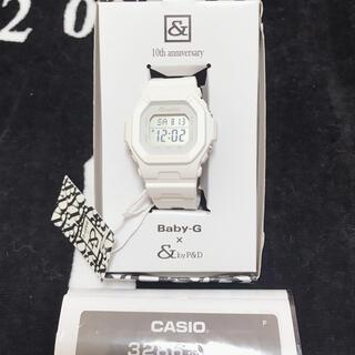 ベビージー(Baby-G)のCASIO Baby-G  &by P&D  Gショック ベビーG(腕時計)