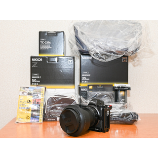 Nikon - Nikon Z6 + Nikkor Z レンズ+ 1万円分豪華おまけ付き