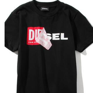 DIESEL - DIESEL kids 半袖Tシャツ
