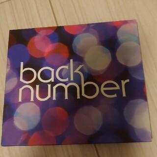 BACK NUMBER - シャンデリア(初回限定盤B)