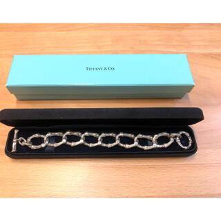 Tiffany & Co. - ティファニー バンブー ブレスレット Tiffany 箱付き