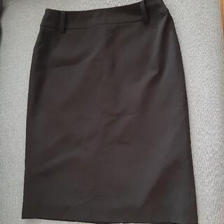 プロポーションボディドレッシング(PROPORTION BODY DRESSING)のプロポーションボディドレッシング スリット入りタイトスカート(ひざ丈スカート)