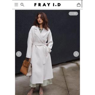 FRAY I.D - FRAY.ID♡新品未使用オーバーチェスターコート