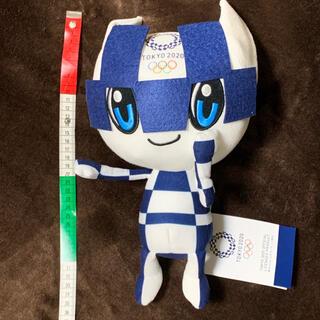 SEGA - タグ付き セガ 東京2020オリンピック ぬいぐるみ 公式 ミライトワ 35cm