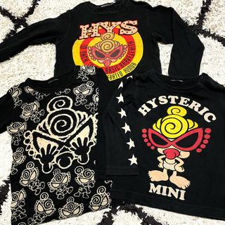 ヒステリックミニ(HYSTERIC MINI)のヒステリックミニ ロンT⭐︎3枚セット(Tシャツ/カットソー)