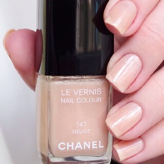 CHANEL - CHANEL ネイル 147 DELICE