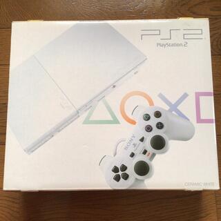 プレイステーション2(PlayStation2)のSONY PS2 SCPH-90000 セラミックホワイト(家庭用ゲーム機本体)