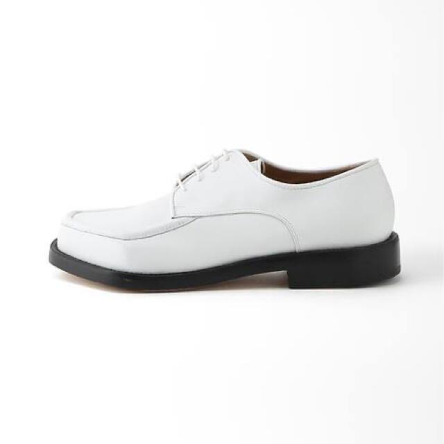Maison Martin Margiela(マルタンマルジェラ)のMagliano マリアーノ ローファー ホワイト 革靴 メンズの靴/シューズ(ドレス/ビジネス)の商品写真