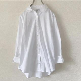 IENA - IENA thomasmason スタンダードシャツ 丸襟 白