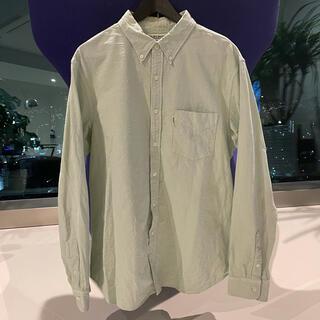 クーティー(COOTIE)のCOOTIE クーティー ライトグリーンシャツ パーカーTシャツ 帽子 キャップ(シャツ)