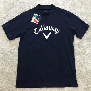 キャロウェイゴルフ(Callaway Golf)のキャロウェイ モックネック callaway メンズ 新品 LL ゴルフ (ウエア)