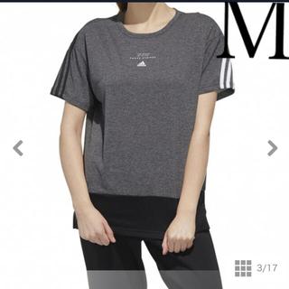 adidas - アディダス M LOOSE Tシャツ レディース 新品♡ ゆったり L の方にも