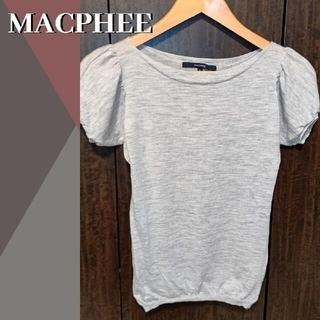 マカフィー(MACPHEE)のMACPHEEブラウス(シャツ/ブラウス(長袖/七分))