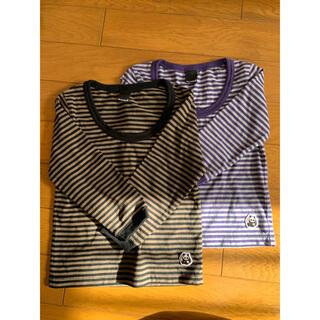 ビームスボーイ(BEAMS BOY)のビームスボーイ サイズ違いカットソー2点セット(Tシャツ/カットソー)