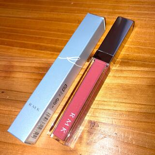 RMK - 新品未使用 RMK カラーリップ グロス 02 スパークルローズ