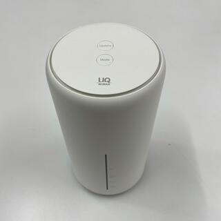 ファーウェイ(HUAWEI)のUQ WiMAX Speed Wi-Fi HOME L02(携帯電話本体)