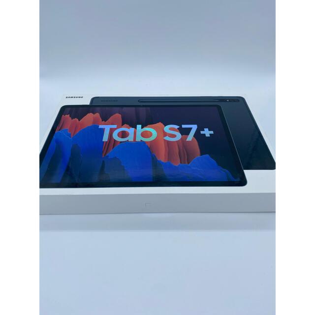 SAMSUNG(サムスン)の【新品】Galaxy Tab S7+ plus 512GB スマホ/家電/カメラのPC/タブレット(タブレット)の商品写真