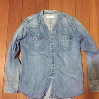 アンユーズド(UNUSED)のUNUSED アンユーズド Denim Western Shirt(Gジャン/デニムジャケット)