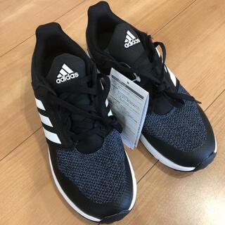 adidas - 軽くておすすめです 新品未使用  アディダススニーカー 黒