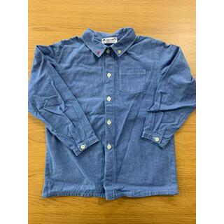 ファミリア(familiar)のファミリア シャツ 120センチ(Tシャツ/カットソー)