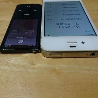 iPhone4s iPod nano ジャンク 部品取り 16GB