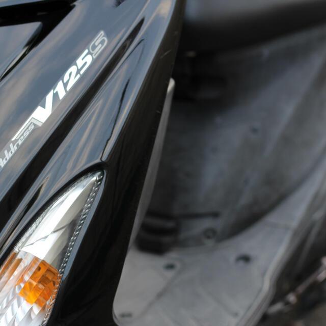 スズキ(スズキ)のスズキ アドレスV125S  自動車/バイクのバイク(車体)の商品写真