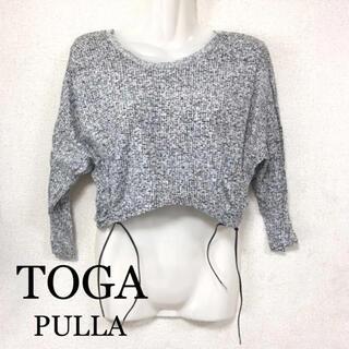 トーガ(TOGA)のトーガ★半袖カットソー★美品(カットソー(半袖/袖なし))