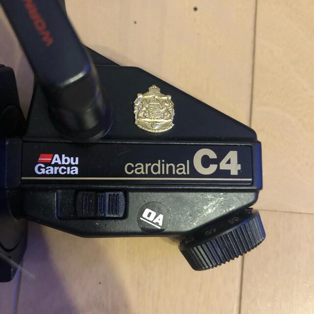アブガルシア カーディナルc4 スポーツ/アウトドアのフィッシング(リール)の商品写真