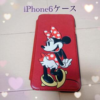 ディズニー(Disney)のiPhone6手帳型ケース(iPhoneケース)