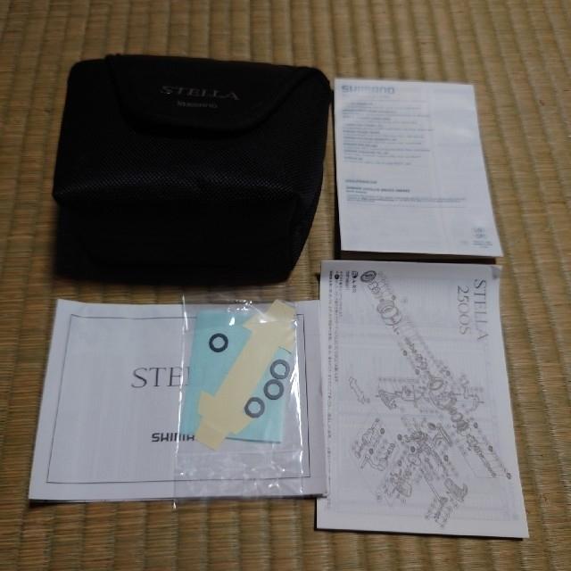 SHIMANO(シマノ)のシマノ 18ステラ 2500SHG スポーツ/アウトドアのフィッシング(リール)の商品写真