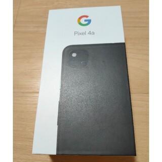 Google Pixel - Google Pixel 4a  Black 128 GB