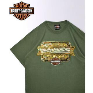 Harley Davidson - Harley-Davidson Live to Ride Tシャツ