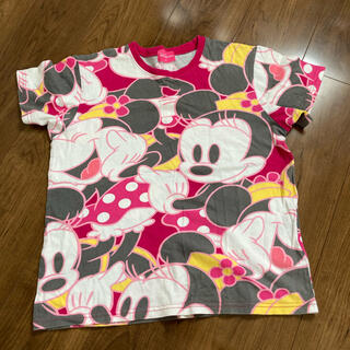 ディズニー(Disney)のミニーちゃん tシャツ ディズニーリゾート(Tシャツ(半袖/袖なし))