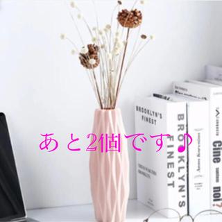 ★新品 未使用★ 花瓶 素敵 軽い