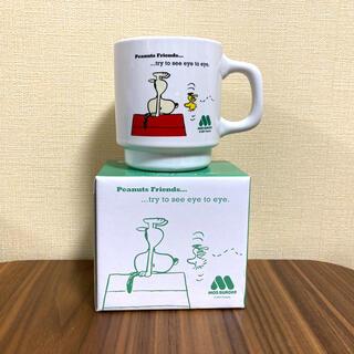 モスバーガー スヌーピーセット マグカップ(グラス/カップ)
