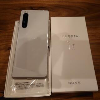 Xperia - Xperia 1 II (RAM12GB) ホワイト 256 GB SIMフリー