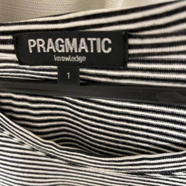 PEACEMINUSONE(ピースマイナスワン)のpragmatic ロンt メンズのトップス(Tシャツ/カットソー(七分/長袖))の商品写真