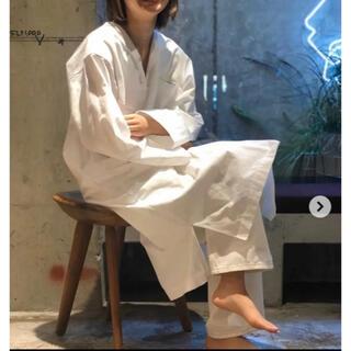 BEAUTY&YOUTH UNITED ARROWS - 2020SS  6ロク セーラーカラーシャツ ドレス/ワンピース