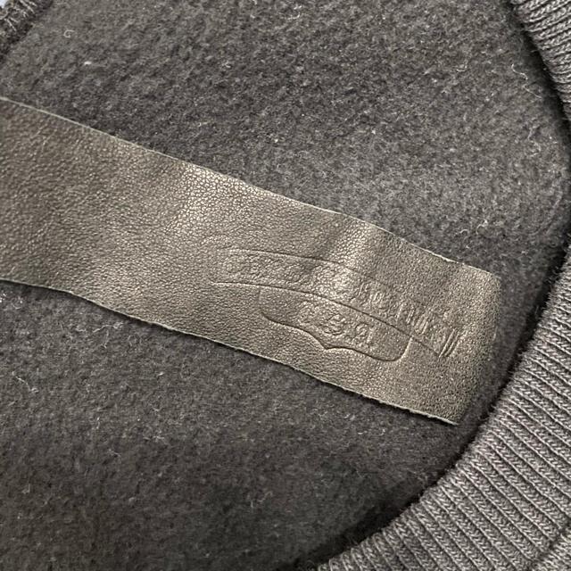 Chrome Hearts(クロムハーツ)の明日まで値下げ クロムハーツ ショート丈 半袖 スウェット S レディース レディースのトップス(トレーナー/スウェット)の商品写真