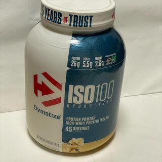マイプロテイン(MYPROTEIN)のダイマタイズニュートリション ISO 100加水分解、グルメバニラ 3ポンド(プロテイン)