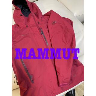 マムート(Mammut)のマムートフーデッドジャケット woman M(登山用品)