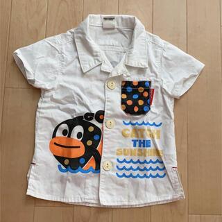 パーティーパーティー(PARTYPARTY)のプリント キャラ 半袖シャツ☆PARTY PARTY(Tシャツ/カットソー)