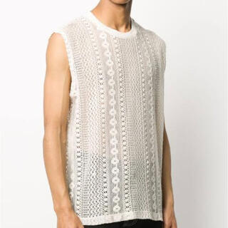Jil Sander - our legacy 20ss BOX SLEEVELESS