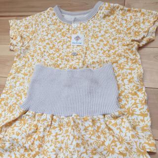 パジャマ 半袖 80(パジャマ)