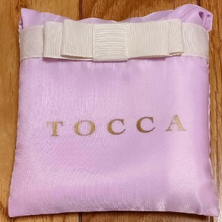 TOCCA - 【新品・未使用】TOCCA トッカ エコバッグ ピンク