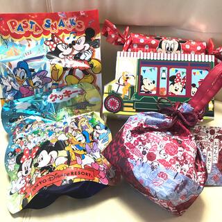 ディズニー(Disney)のディズニー リゾート お菓子 セット(菓子/デザート)