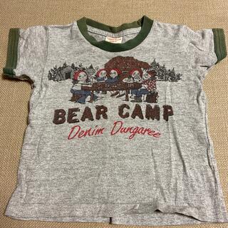 DENIM DUNGAREE - デニムアンドダンガリー  Tシャツ