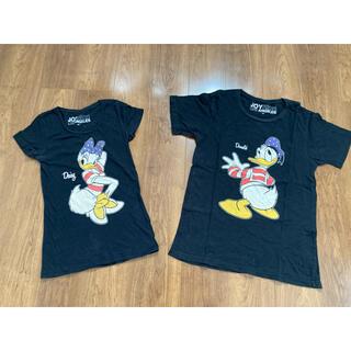 ディズニー(Disney)のジョイリッチ デイジー ドナルド tシャツ(キャラクターグッズ)