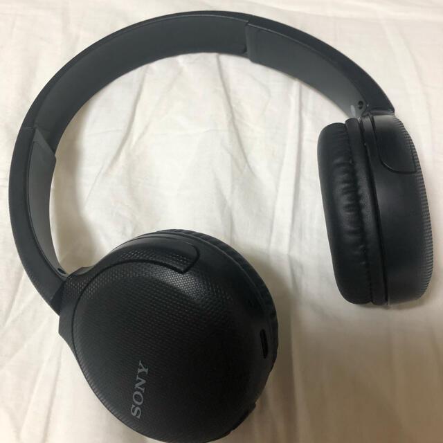 SONY(ソニー)のSONY ヘッドホン スマホ/家電/カメラのオーディオ機器(ヘッドフォン/イヤフォン)の商品写真