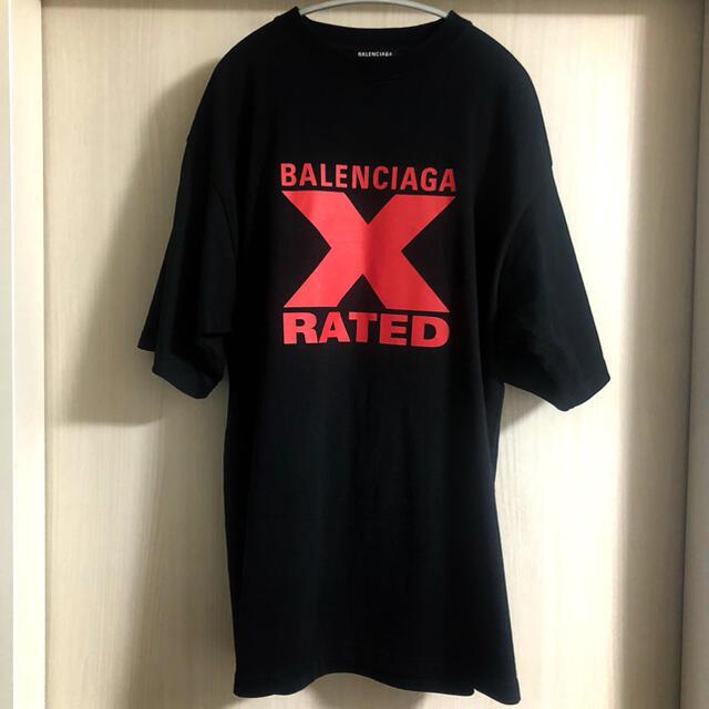 Balenciaga(バレンシアガ)の【底値】BALENCIAGA バレンシアガ Tシャツ メンズのトップス(Tシャツ/カットソー(半袖/袖なし))の商品写真